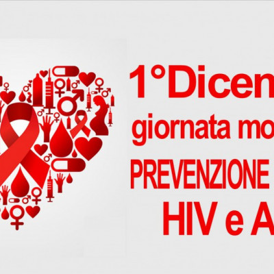 1 Dicembre: Giornata mondiale contro l'AIDS 2017