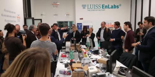 LUISS ENLABS, uno spazio per l'imprenditoria e l'innovazione