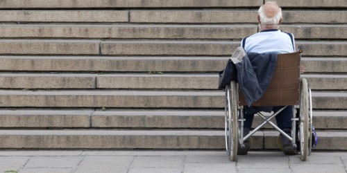 Disabilità, 20 milioni per il superamento delle barriere architettoniche nel Lazio